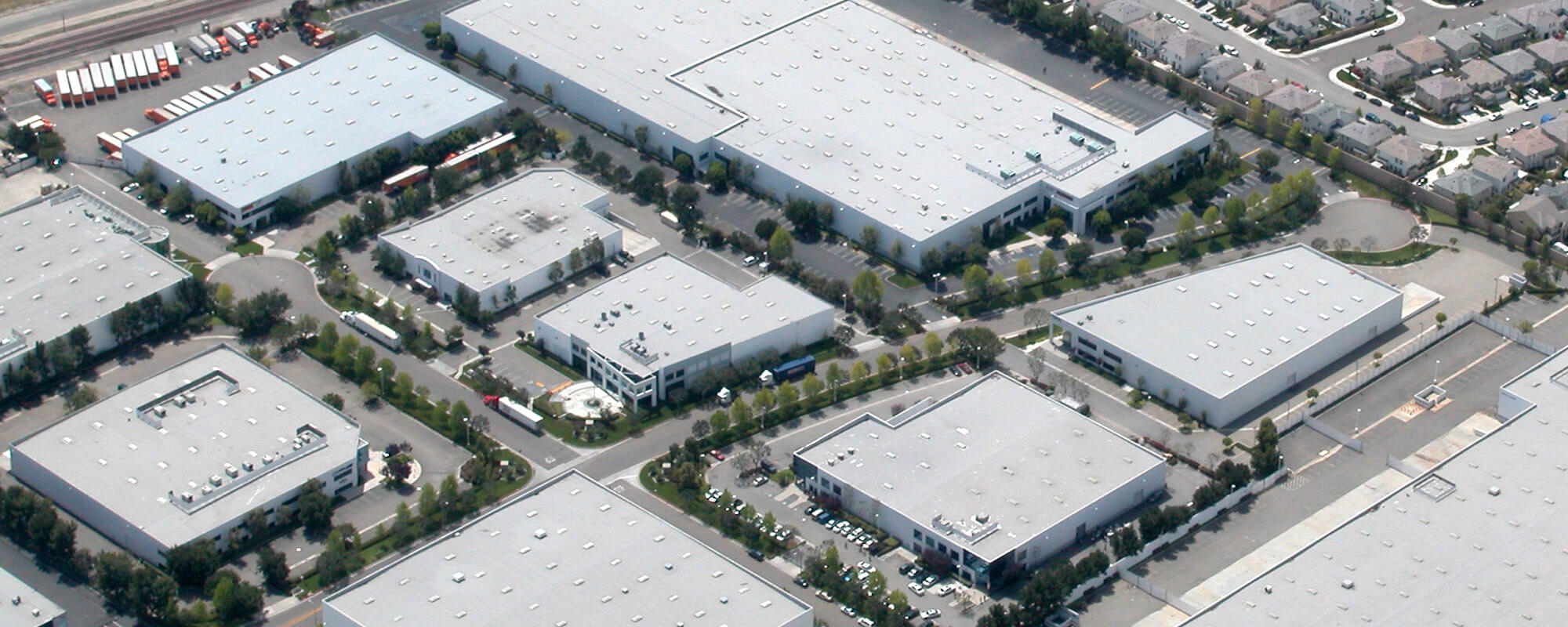 CRE Aerial photography